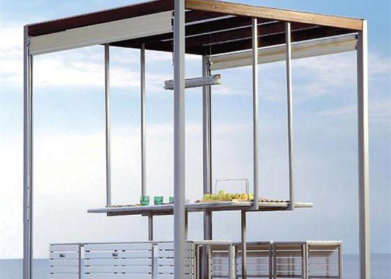 Al Fresco Gazebo Canopies – Kuba Modern Gazebo Design Ideas