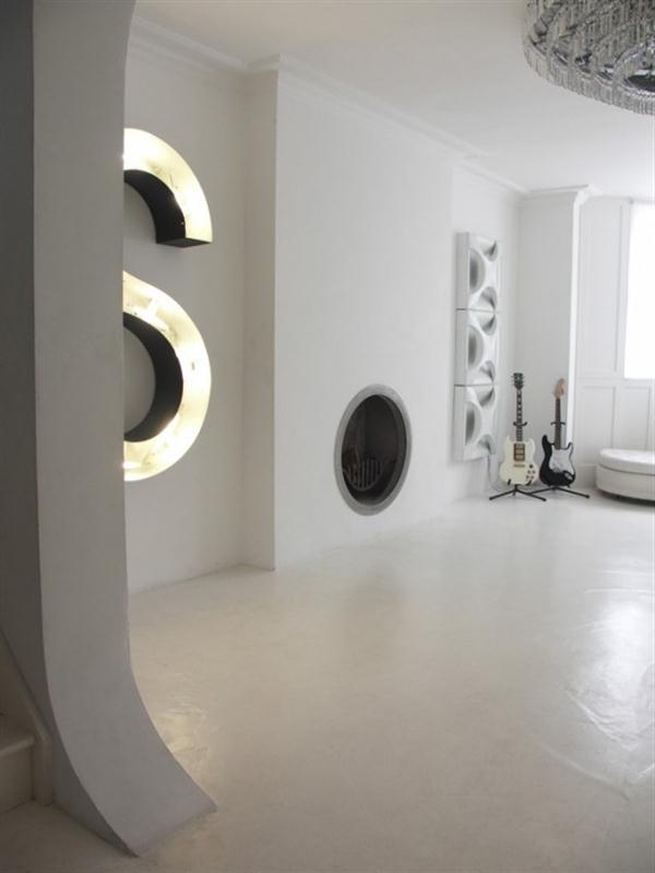 Alphabets Home Interior Decorating Inspiration