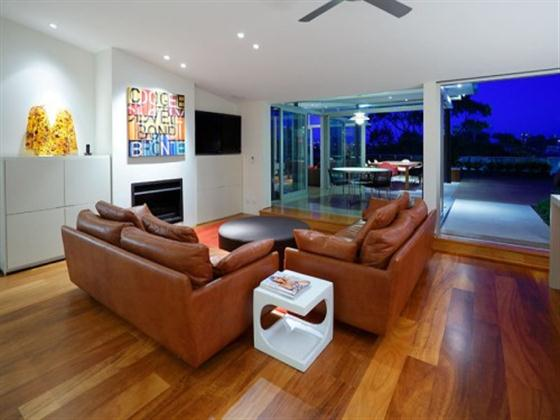 Amazing Modern Penthouse A Dream Home Design Lounge Room