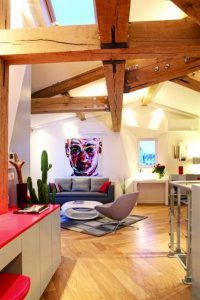 Amazing Remodeled Loft Design Ideas by FrA©dA©ric Flanquart in Paris x