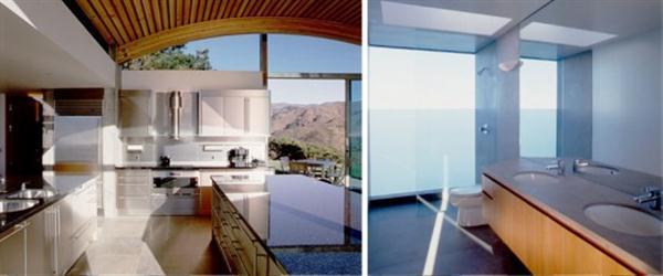 Amazing and Minimalist interior Beach House Design in California