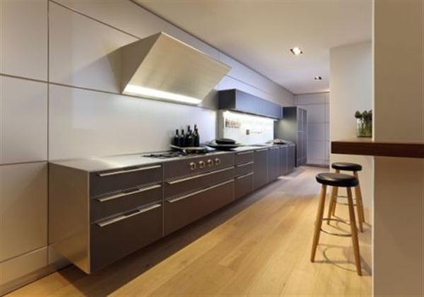 Amazing and Stylish Kitchen Design by Bulthaup