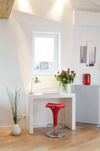 Amazing and bright Loft Design Ideas by FrA©dA©ric Flanquart x
