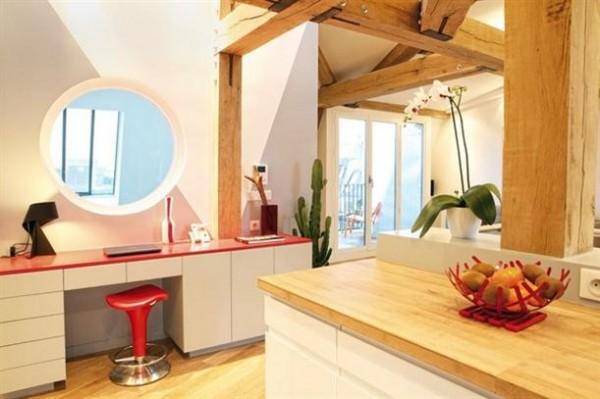 Amazing and luxurious Loft Design Ideas by FrA©dA©ric Flanquart x