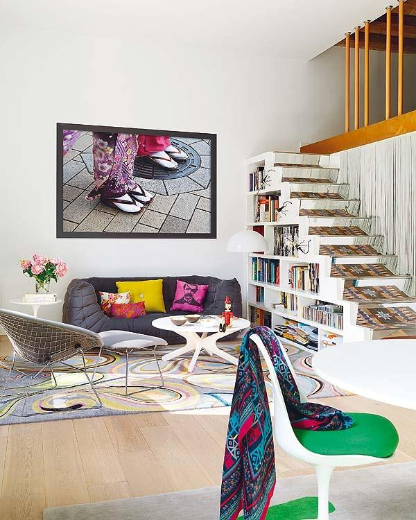 Artistic Apartment Design Inspiration in Barcelona