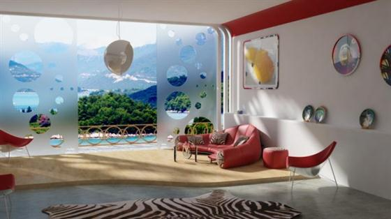 Artistic and Intellectual Living Rooms beautiful