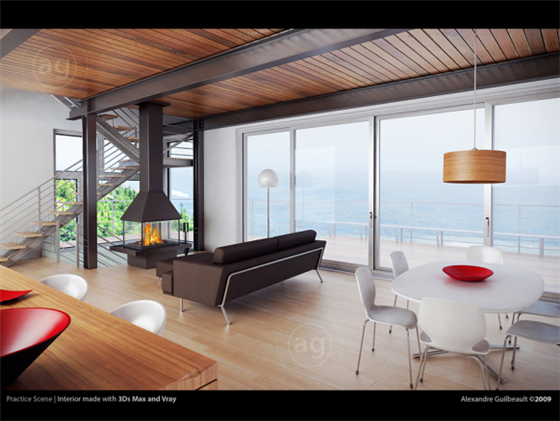 Artistic and Intellectual modern wood asented Living Rooms