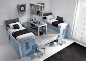 Attractive Italian Loft Bedrooms for Teens for boys