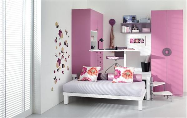 Attractive Italian Loft Bedrooms for Teens for girls