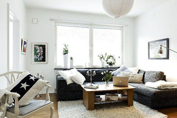 Attractive Remodeled Swedish Apartment Design Inspiration