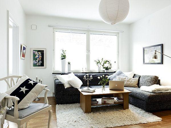 Attractive Remodeled Swedish Apartment Design Inspiration