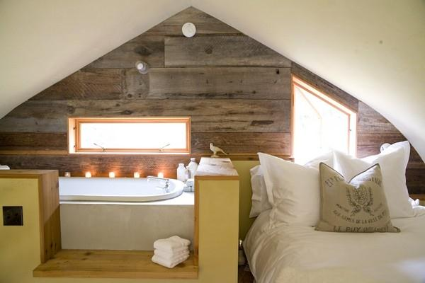 Attractive Wooden Home Design by Shed exclusive room