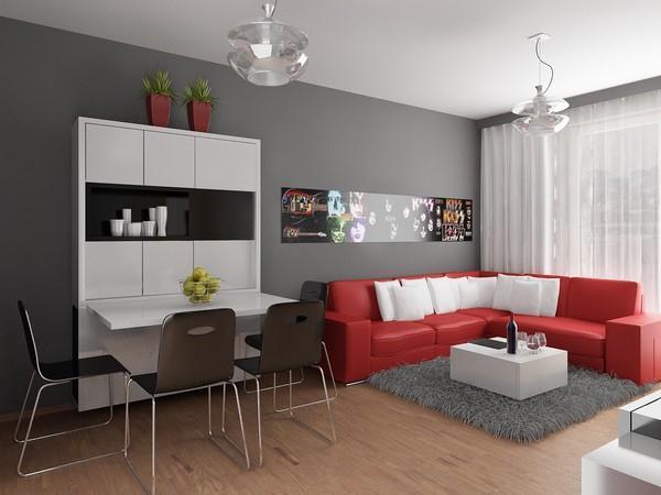Attractive interior Apartment Design by Neopolis