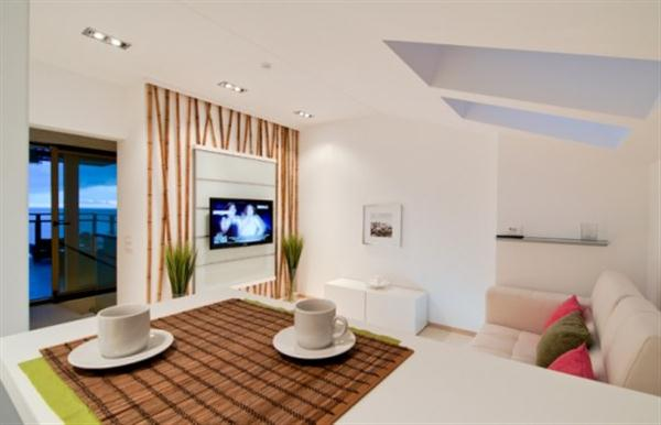 Awesome Apartment with Cool and minimalist livingroom Design Ideas