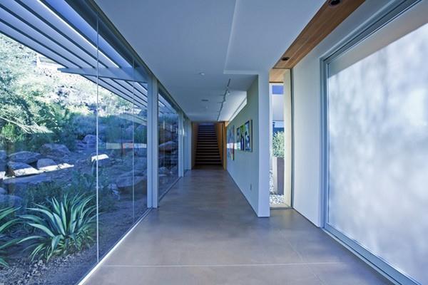 Awesome Residence Design in Arizona corridor