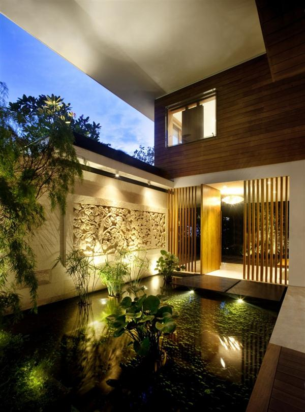 Awesome and Unusual interior Home Design by Guz Architects