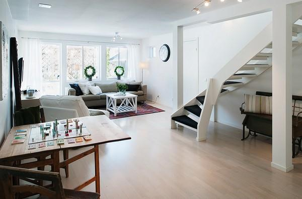 Awesome and beautiful White House Design in Sweden