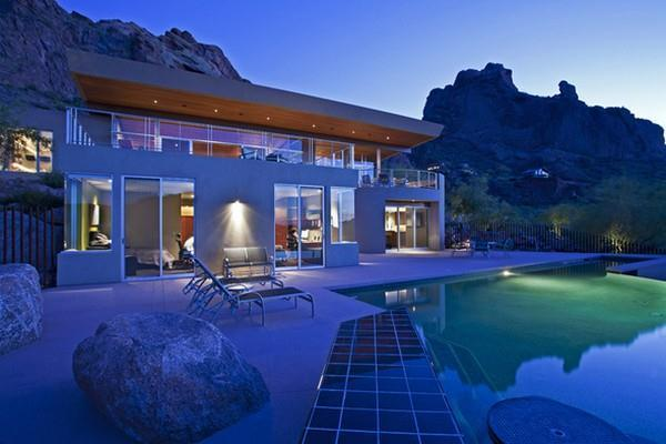 Awesome home Design with Wonderful View in Arizona