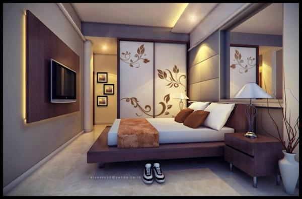 Beautiful Bedroom Design Inspiration by Arya