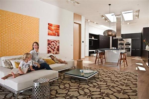 Beautiful Home Design by Assemledge with wooden flooring interior ideas