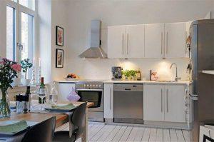 Beautiful and Luxurious Scandinavian Kitchen Design Inspiration