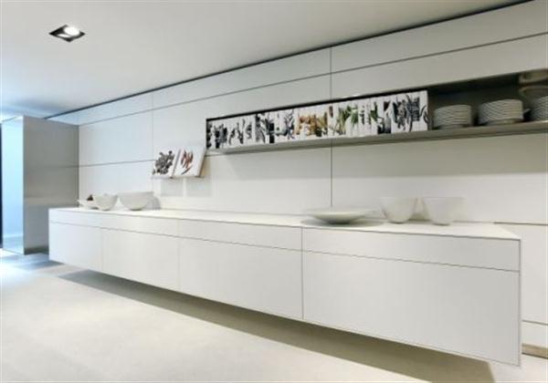 Beautiful and Stylish Kitchen Design by Bulthaup