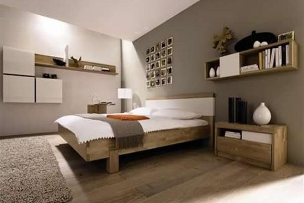 Contemporary Bedroom Design Inspiration by Hulsta