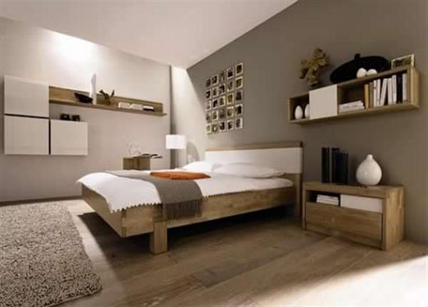 Contemporary Bedroom Design Inspiration by Hulsta