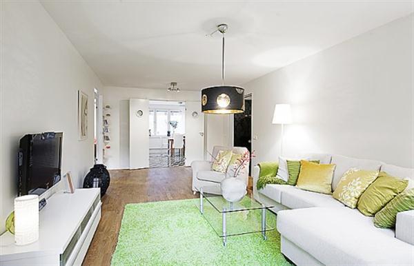 Bright and Creative Sweden mainroom Design Inspiration