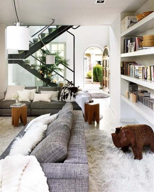 Calm and Natural mainroom home Interior Design by MiCasa x