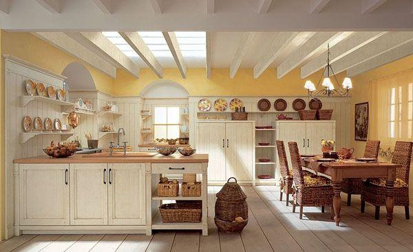 Classic and Luxurious Kitchen Design Inspiration