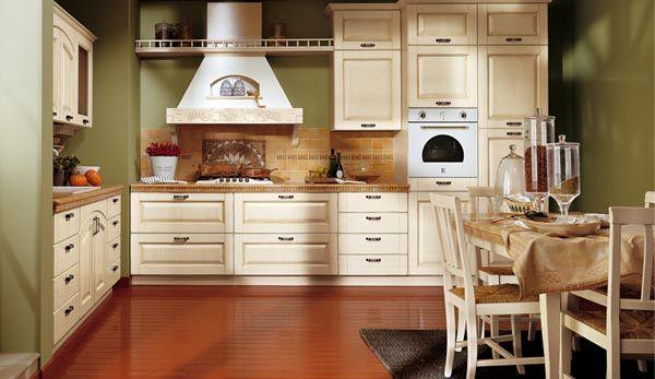 Classic and Luxurious Kitchen Design Inspiration white
