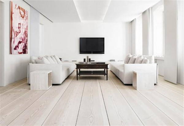 Classical Flooring Inspiration with Oak Plank from Dinesen x