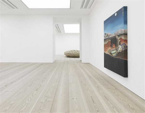 Classical and bright Flooring Ideas with Oak Plank from Dinesen x