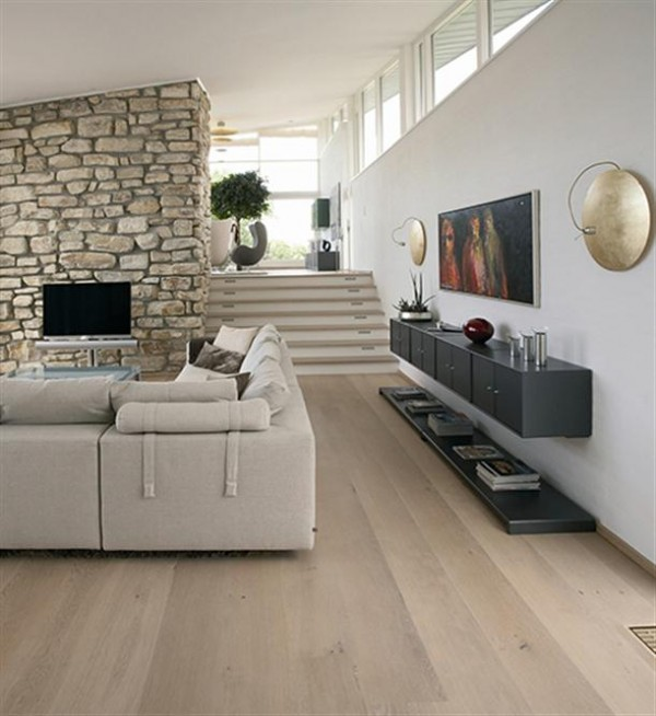 Classical and elegant Flooring with Oak Plank from Dinesen x