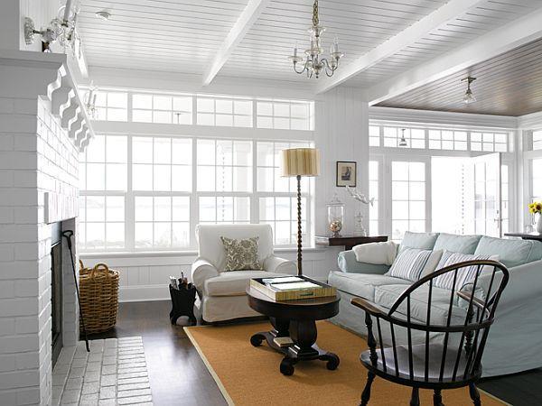 Classical interior Beach House Design