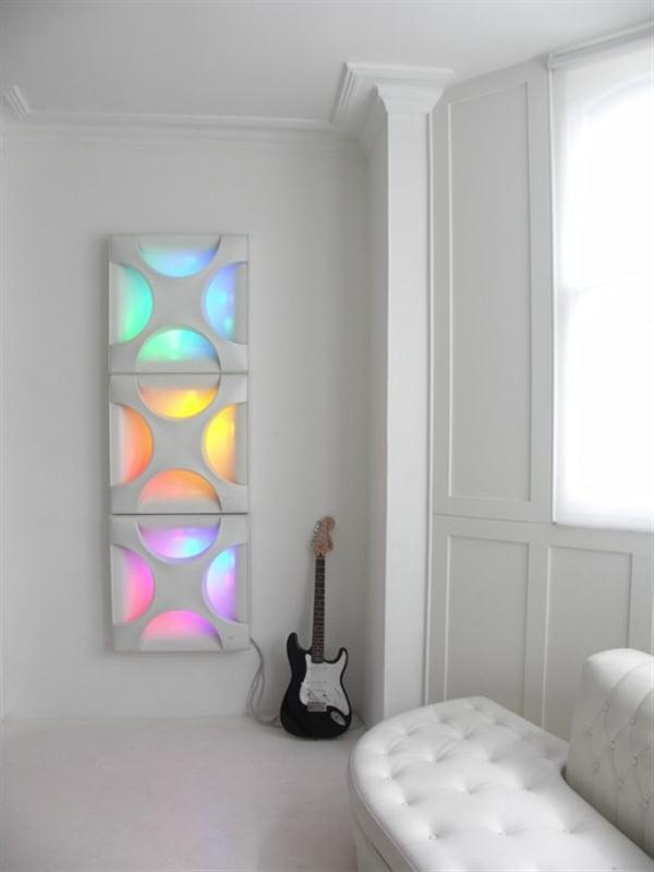 Colorful and Creative Home Interior Decorating Inspiration