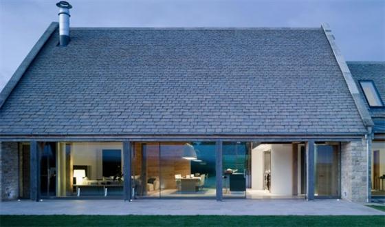 Contemporary Barn House Design Ideas Exterior View