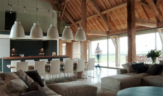 Contemporary Barn House Design Ideas Interior Design