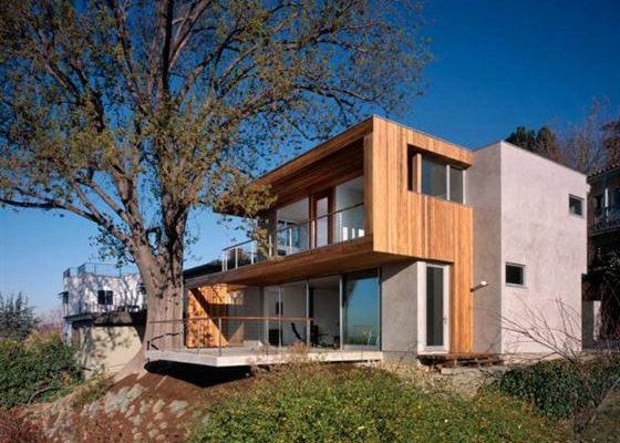 Contemporary Eco Friendly Tree House Design Ideas