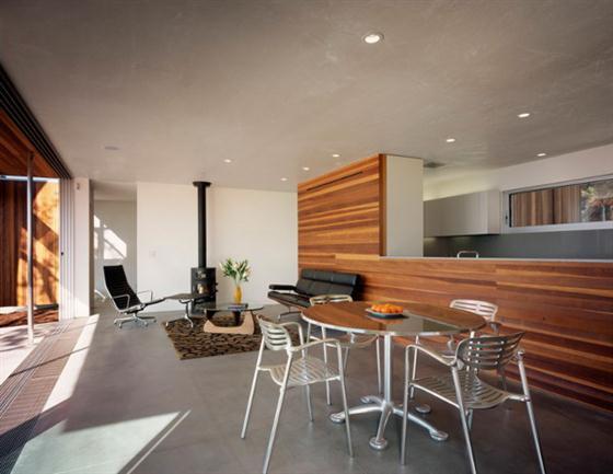 Contemporary Eco Friendly Tree House Design Ideas Interior design