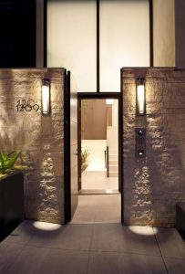 Contemporary Russian Home Design ideas front door view x