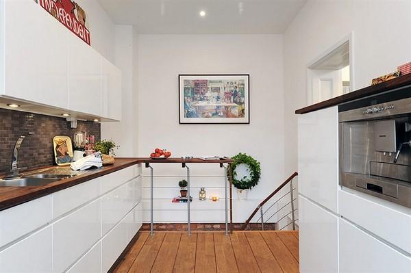 Contemporary Swedish kitchen Design Inspiration