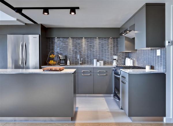 Contemporary and Cozy kitchen design ideas
