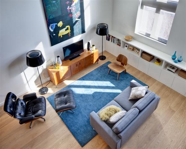 Contemporary and Cozy livingroom decoration ideas