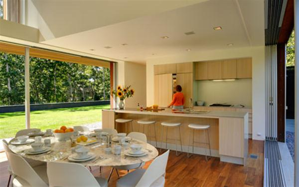 Contemporary and Delightful Home dinning room Design