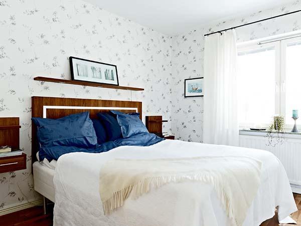Contemporary and Elegant Apartment Design Inspiration beds