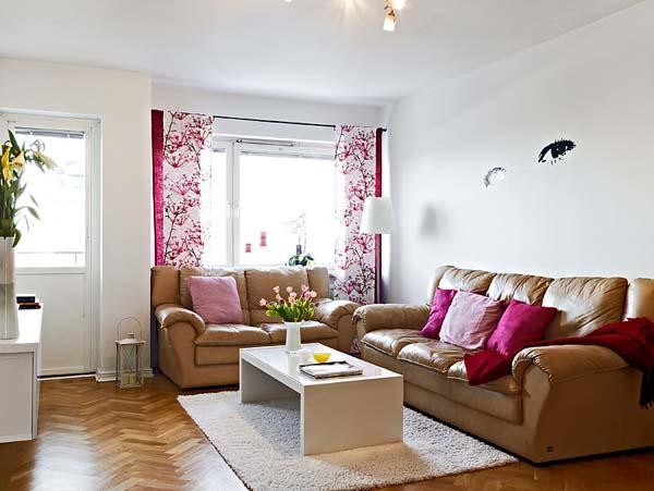 Contemporary and Elegant Apartment Design Inspiration