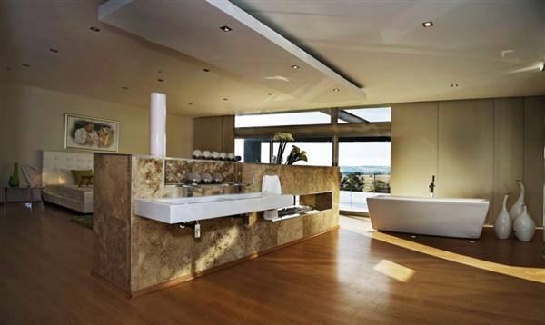 Contemporary and Elegant bedroom Design in Johannesburg