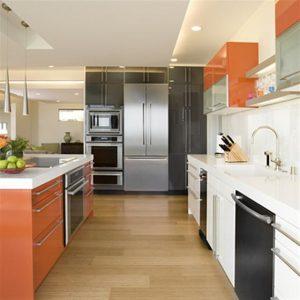 Contemporary and Modern Dream Home Design Kitchen